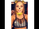 snapchat by perrie edwards 110317