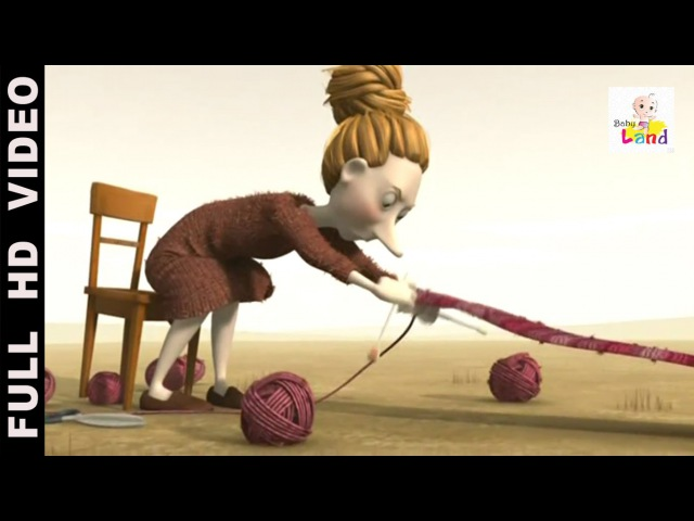 Heart touching - The Last Knit | Short Animated Story – Happy Diwali | Baby land