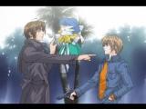 Yami no Matsuei/Потомки тьмы - 1 серия озвучка [Anihop]