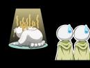 SHIZA Квест Коро сэнсэя Koro sensei Quest ONA 12 серия Snowly Тань УХ а 2017 Русская озвучка