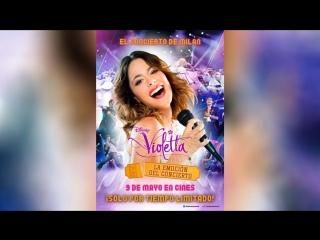 Виолетта на концерте (2014) | Violetta: La Emoci