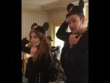 Kat & Burkely at Disneyland_1