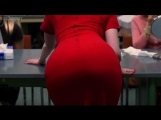 Сексуальная Кристина Хендрикс (Christina Hendricks) в сериале