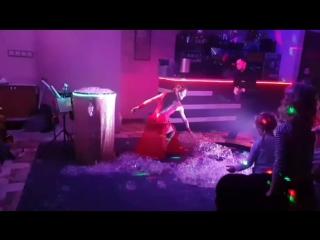Мое шоу пузырей в ритме танго!