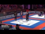 Alan Kankulov vs Ala Aldin Al-Kuzai #WorldPro17 #bjf_нашилюди