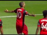 Персональный концерт Джовинко в MLS: два потрясающих гола плюс гениальный пас.
