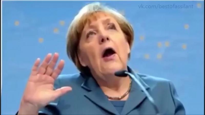 Das Ferkel wünscht den Deutschen frohe Weihnachten