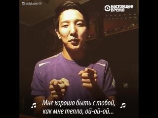 Песни на языке жестов