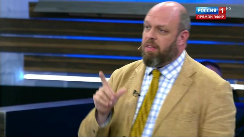 60 минут. Удастся ли Киеву сорвать продажи донбасского угля? [20/07/2017, Ток-шоу, HDTVRip (720p)]