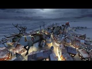 Жарти Діда Мароза та Снігурочки в Концебівській ЗОШ