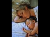 Логопедические распевка Мама спит