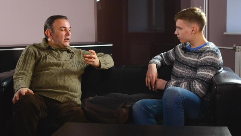 Интервью с Александром Зорьевичем Боковиковым