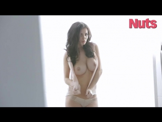 Emma Glover topless video (2014.04.18)