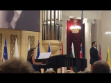 XI Международный конкурс молодых оперных певцов Елены Образцовой