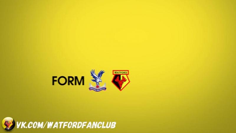 Facts and stats: Crystal Palace v Watford