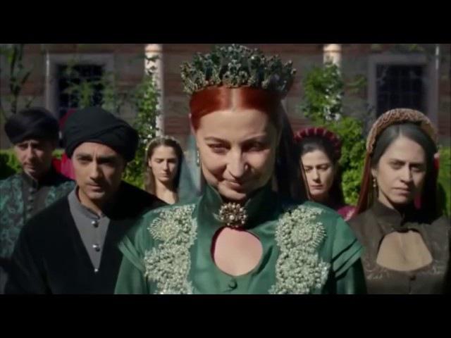 Смерть Хюррем Султан. Часть 1(Великолепный век)