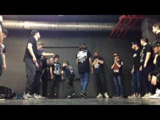 Ridel vs Girl Whynot?/Siberia/ Tour 9 final