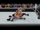 WWE 2K17 - Chris Jericho vs Neville Full Match (1080 60fps)