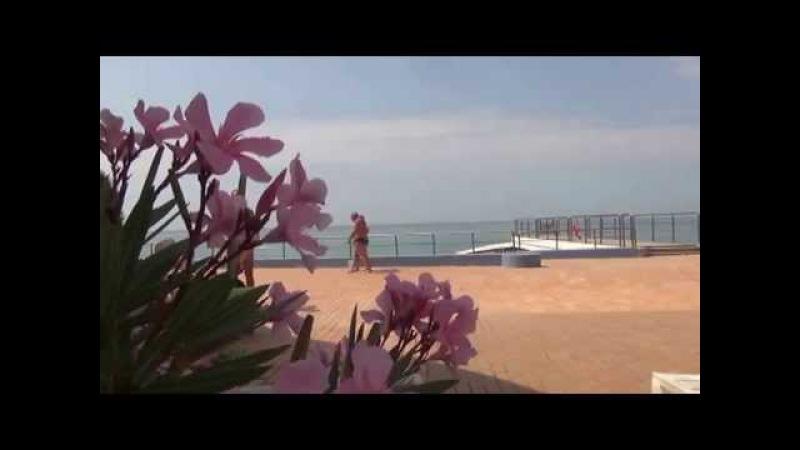 Хоста, ярмарка на Волне, пляжи Аврора и Голубая Горка, 1 HD 720 13 08