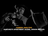 Camera Angles and Movement Orson Welles, Sanchez's Apartment Scene, Touch of Evil