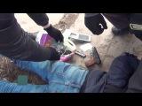 ФСБ опубликовала видео задержания одного из организаторов теракта в метро Пете ...