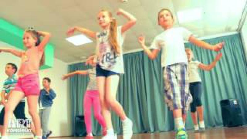 Непохожие - hip-hop dance camp (лагерь ART Комбинат)