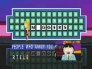 South Park Family Fortunes