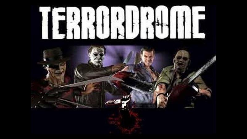 Terrordrome: All Super Moves and Taunts/todos los Súper Movimientos y Burlas