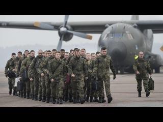 Батальон НАТО подошел на 300 километров к Калининграду