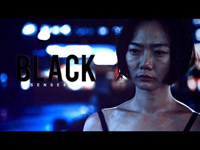 Sense8 | BLACK;