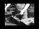 Ковка начала 20-го века. Производство топоров, Окленд, штат Мэн, 1965 год