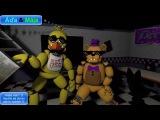 Funny Song - FNAF Chica &amp Fredbear
