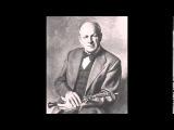 Cimarosa-Benjamin Oboe Concerto (Goossens, 1943)