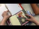Как выбрать ежедневник органайзер на кольцах - гид по размерам и форматам кольцевых механизмов