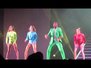 Dancing with the Stars Live Tour Opening Hayley Erbert