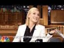 Emotional Interview with Cate Blanchett