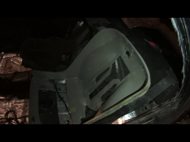Установка задних сидений от бмв 6 е24 в бмв 3 е30
