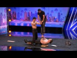 Americas Got Talent 2017 Most Dangerous Audition Ever The Azeri Brothers Full S12E02