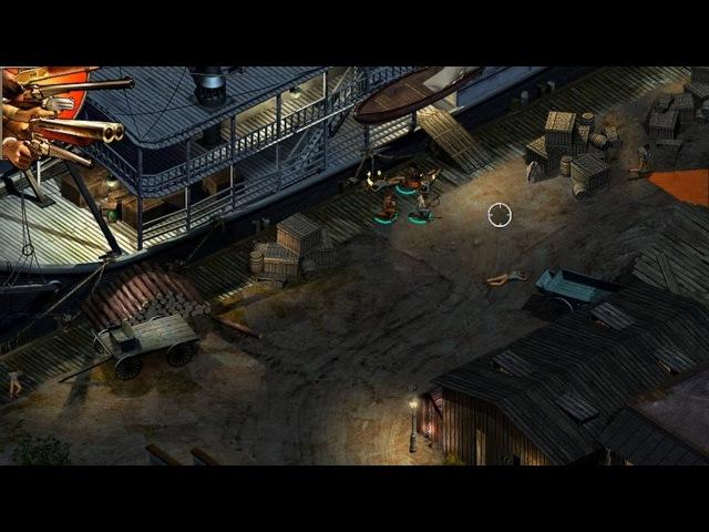 Desperados: Взять живым или мертвым - прохождение - миссия 6 - Высокие ставки