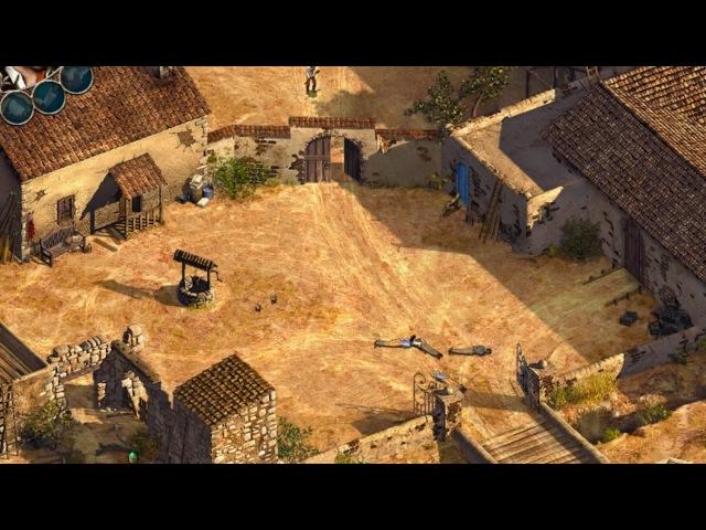 Desperados: Взять живым или мертвым - прохождение - миссия 8 - В логове льва