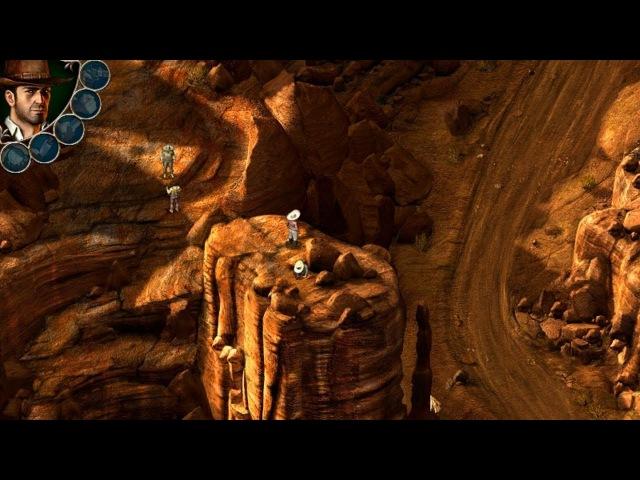 Desperados: Взять живым или мертвым - прохождение - миссия 11 - Засада в Змеином ущелье