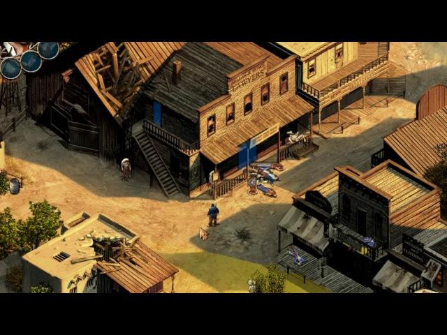 Desperados: Взять живым или мертвым - прохождение - миссия 21 - Игра в поддавки
