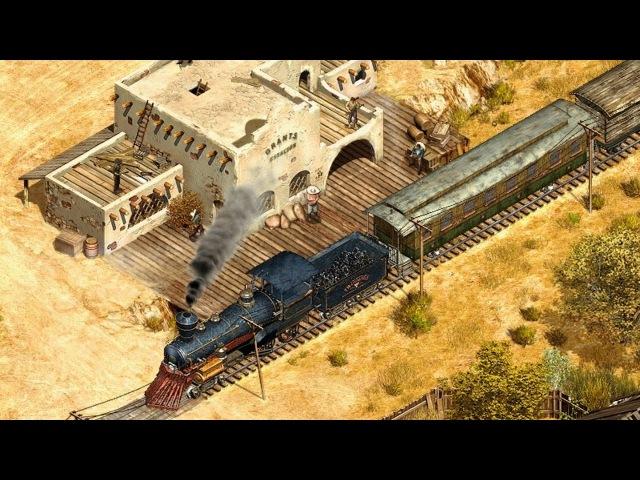 Desperados: Взять живым или мертвым - прохождение - миссия 18 - Великолепная шестерка