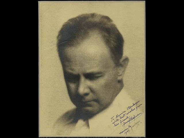 Josef Hofmann plays Beethoven's Waldstein Sonata (complete)