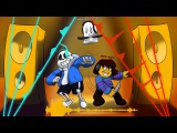 BAD TIME (PARODY OF GOOD TIME - OWL CITY) Ft. Chi-Chi - Undertale