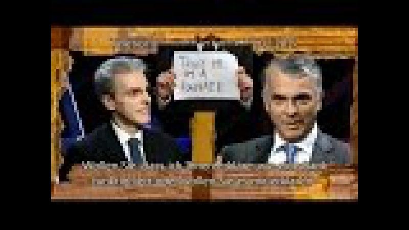 Unglaublich! CEO der grössten Schweizer Bank kann nicht glauben wie Geld entsteht! Mimik beachten