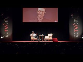 acTVism-Interview mit Edward Snowden – Teil 1 – Die Geschichte der Geheimdienste