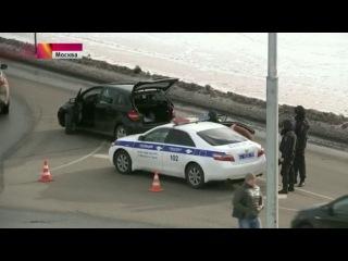 Бойцы СОБРа взяли одного из участников нападения на инкассаторов