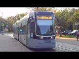 Московские трамваи 71-414