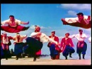 Dance of the Zaporozhye Cossacks the Alexandrov Red Army Ensemble 1965